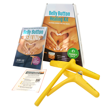 Belly Button Healing Family Set