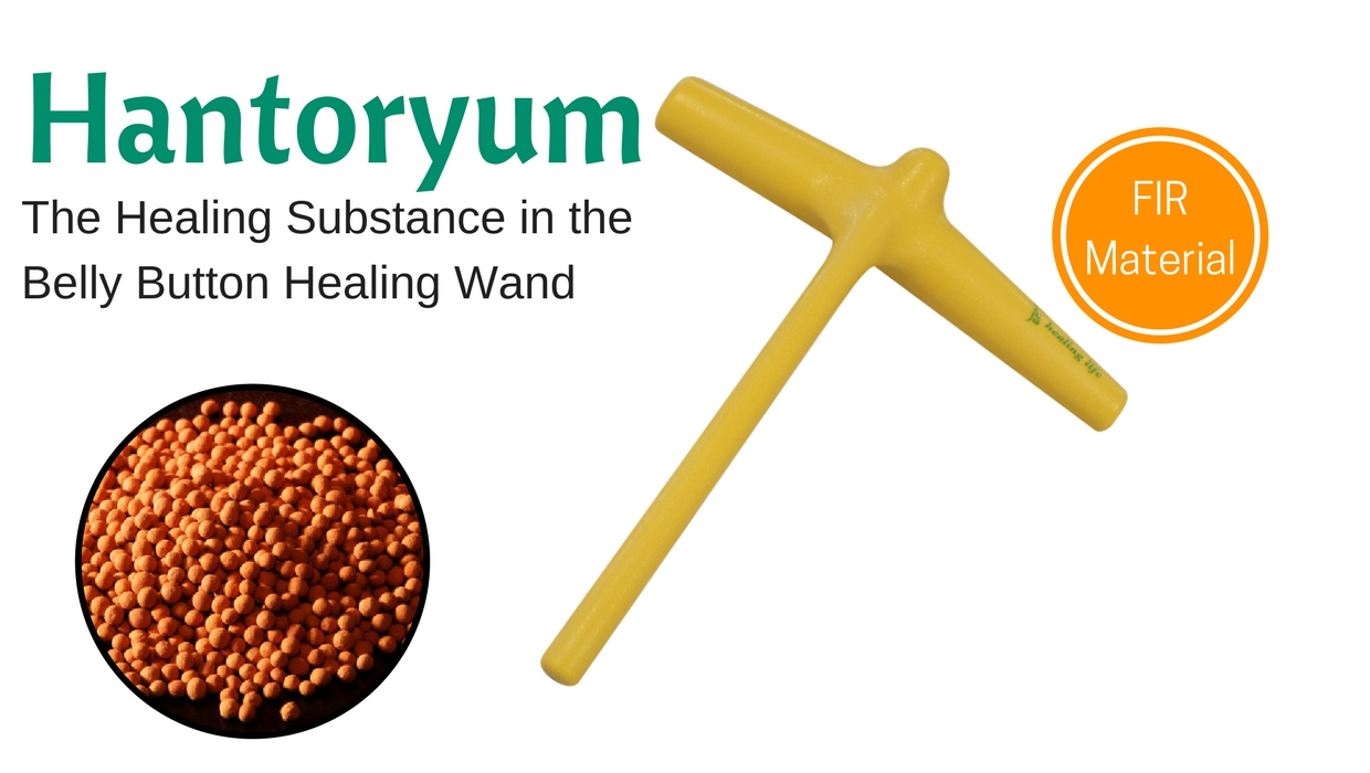 Hantoryum: The Healing Substance in the Belly Button Healing Wand